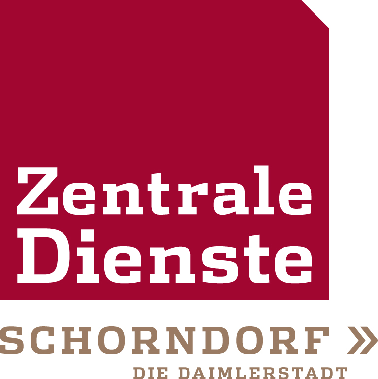 Zentrale Dienste Schorndorf Logo
