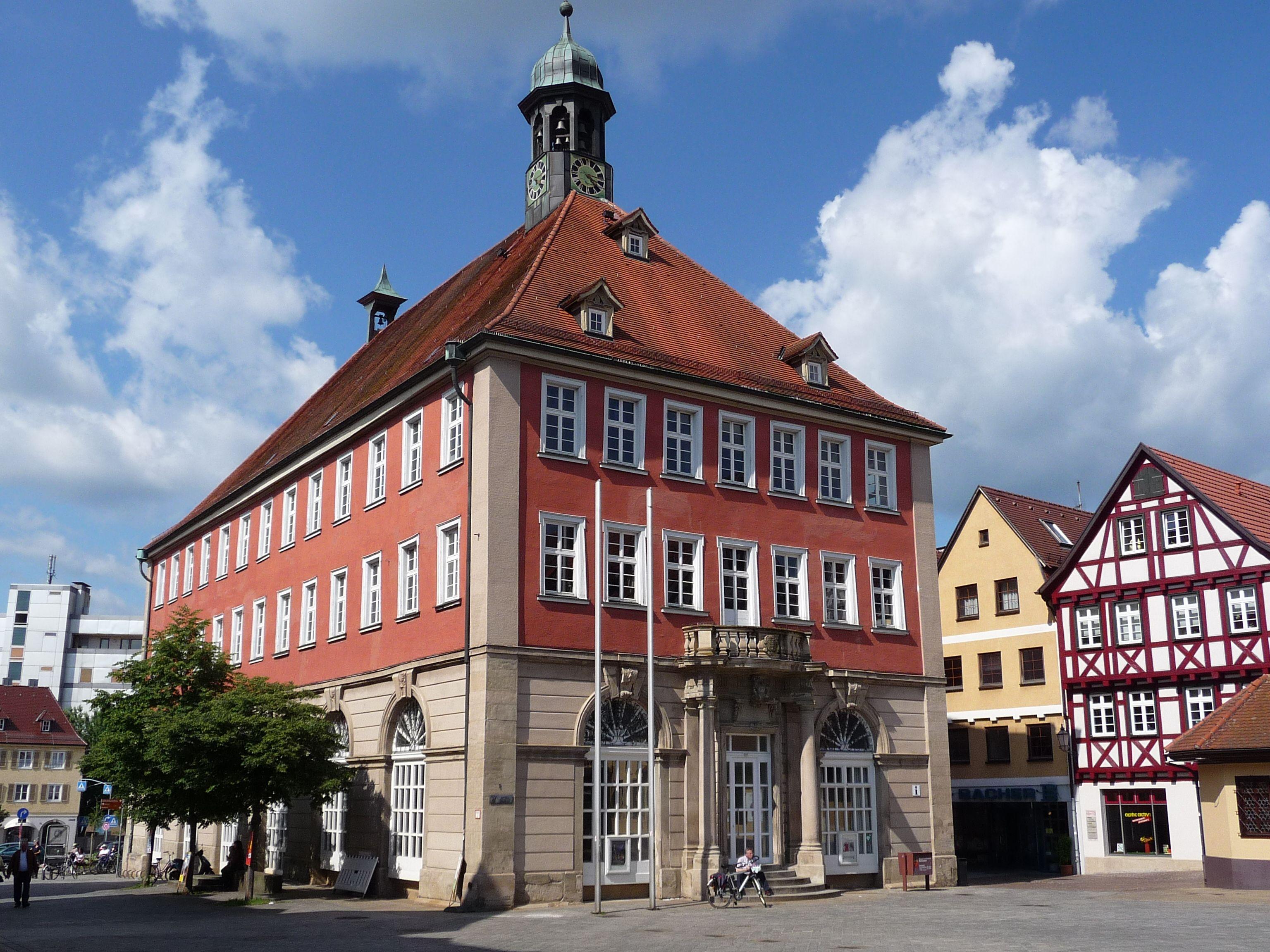 Rathaus Marktplatz 1