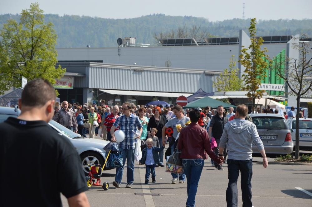 Jedes Jahr ist für die Gäste viel geboten beim Siechenfeldfest.