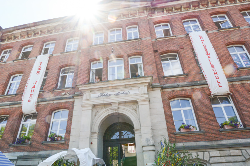 Die Schlosswallschule