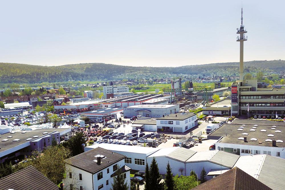Gewerbegebiet Siechenfeld
