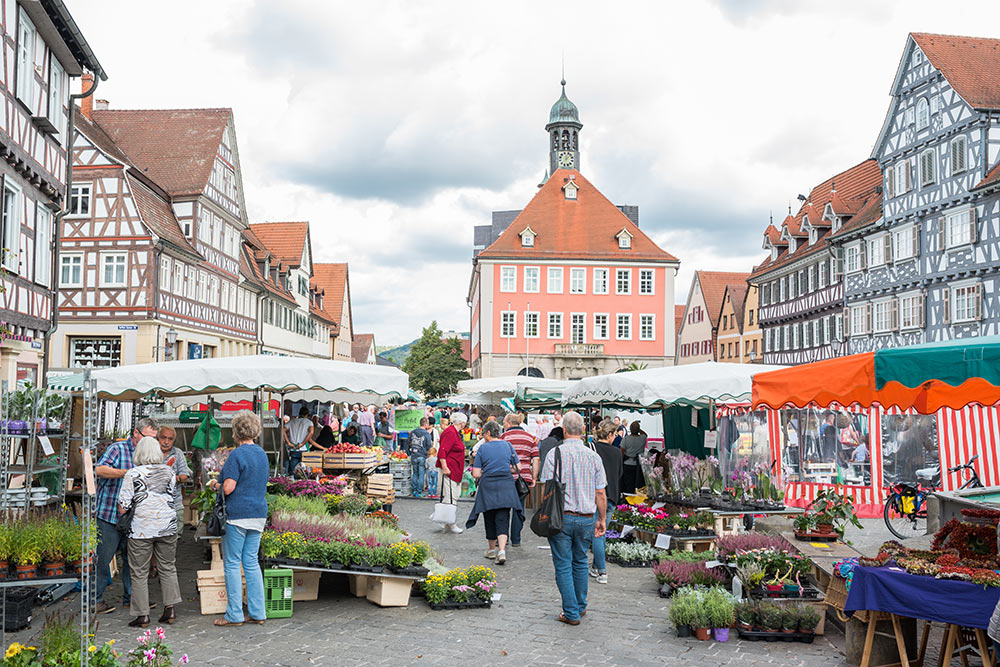 Die Bürgerstiftung Schorndorf feiert 2018 ihr 10-jähriges Jubiläum und ist dreimal beim Samstags-Marktbrunch vertreten.