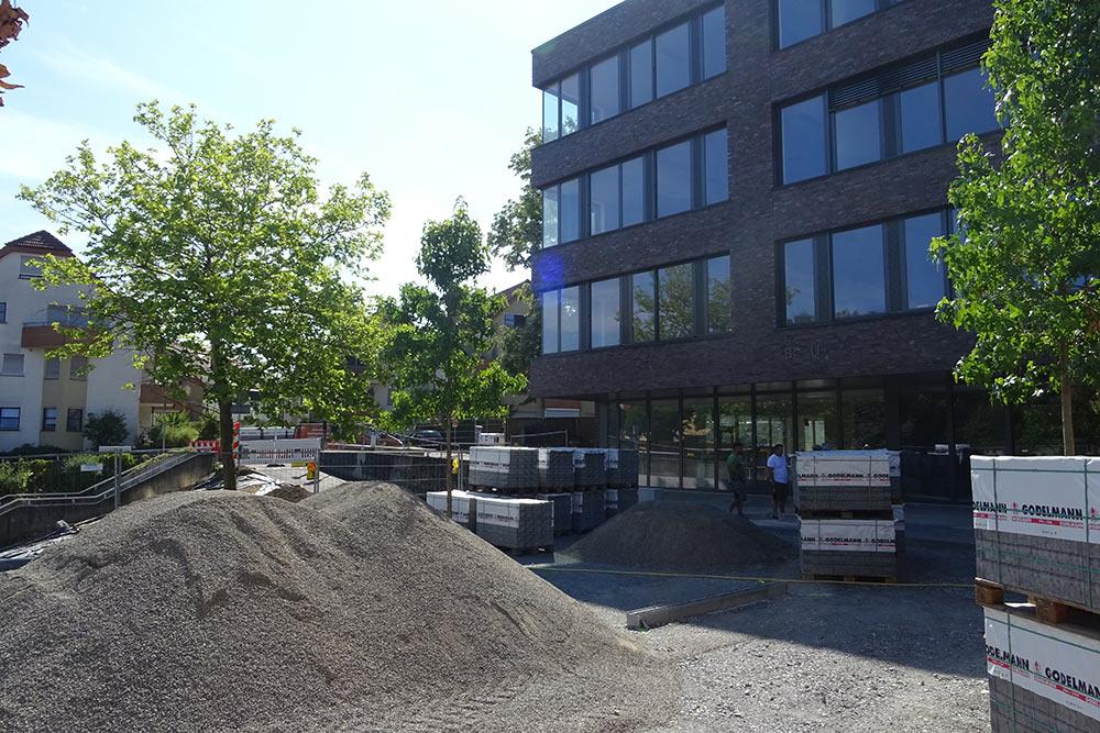 Die offizielle Einweihung des Neubaus Burg-Gymnasium ist am Freitag, 21. September.