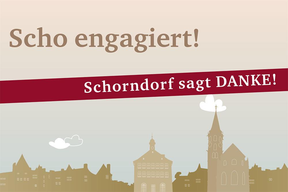 Beim Ehrenamtsfest am 5. Dezember bedankt sich die Stadt bei allen Ehrenamtlichen.