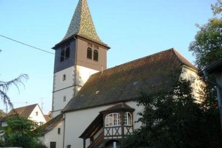Kirche Schornbach