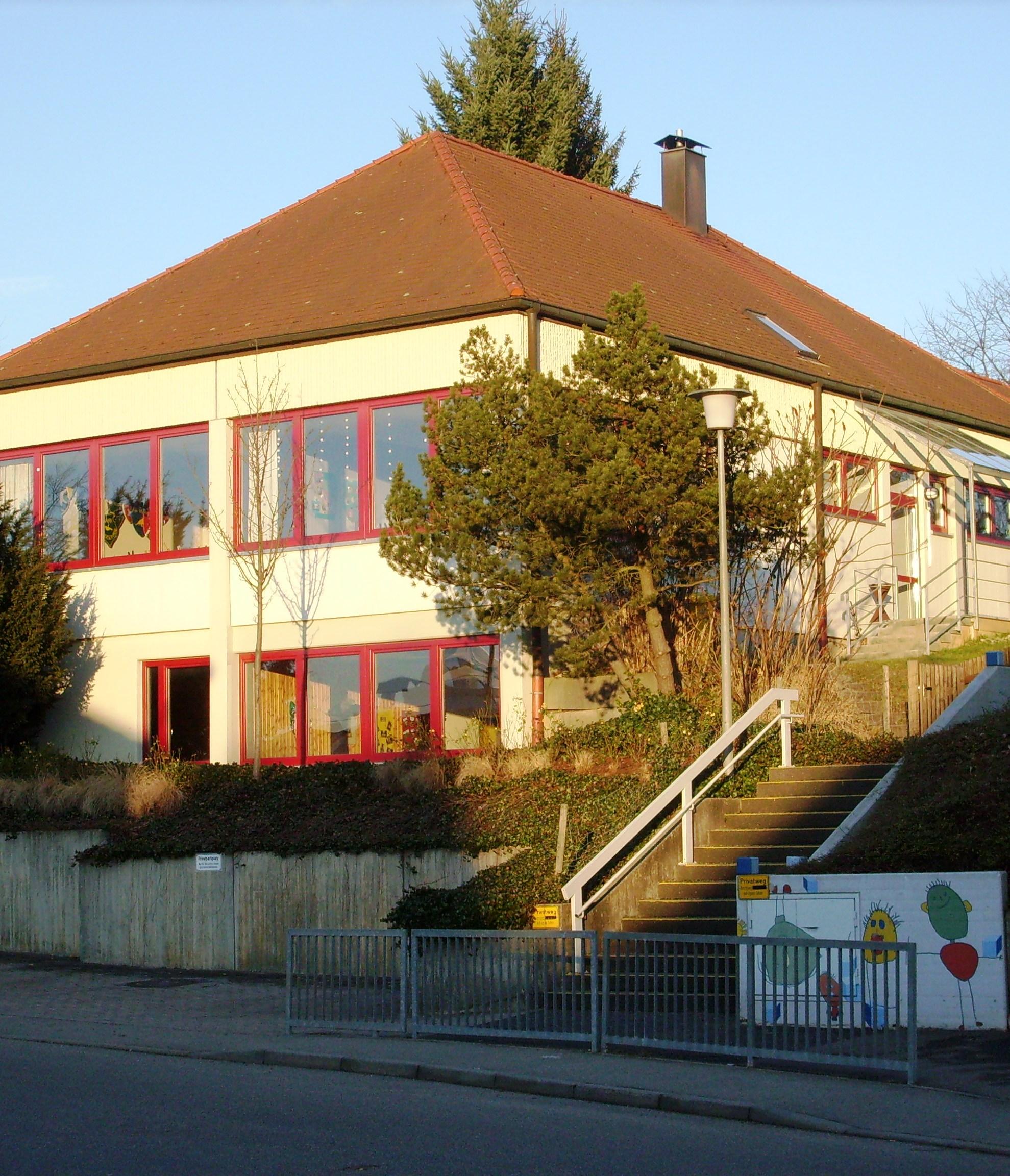 Evangelisches Gemeindehaus Weiler