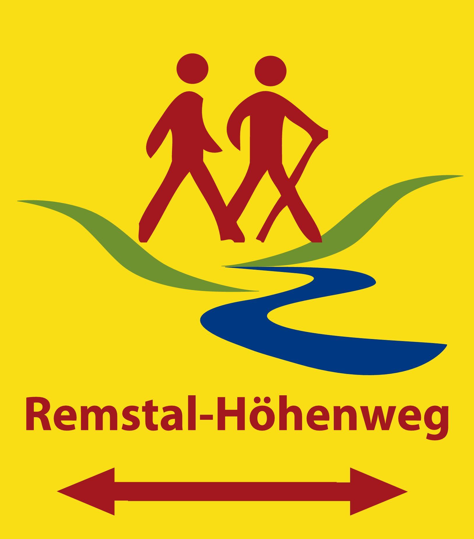 Piktogramm Remstal Höhenweg