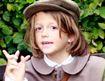 Gottlieb Daimler als kleiner Junge
