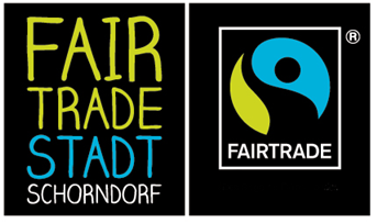 Logo Fairtrade Town
