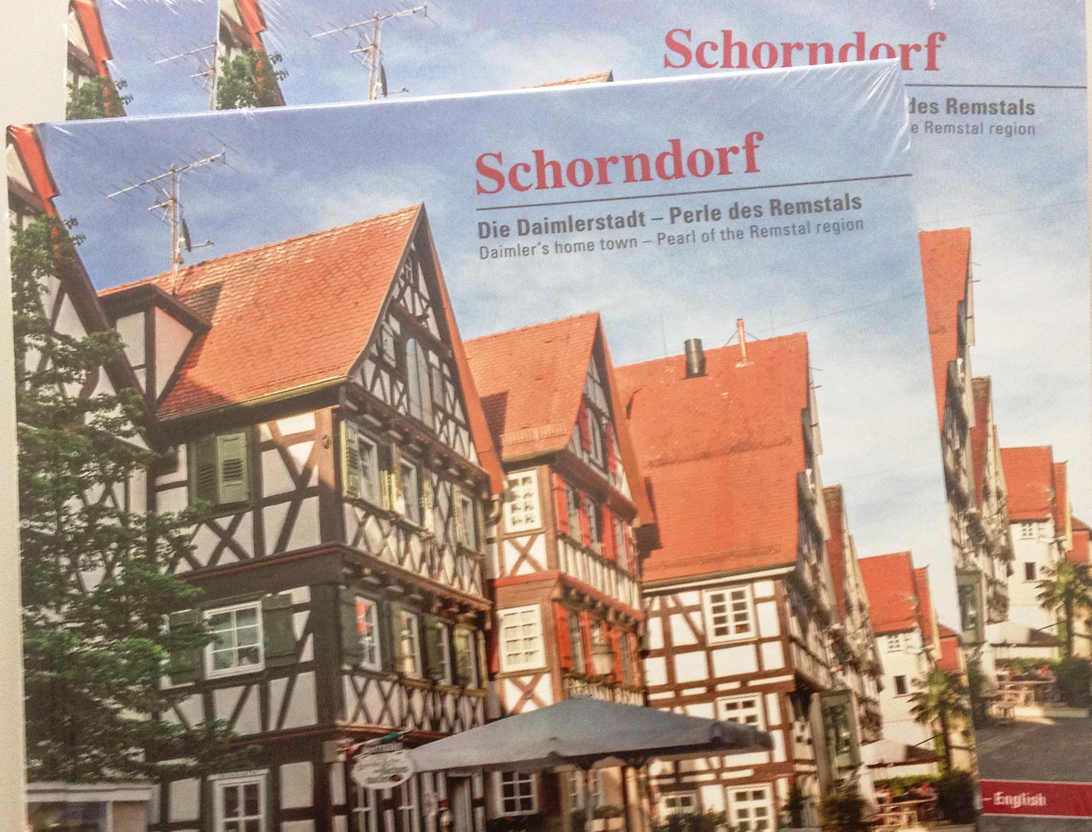 Schorndorf Bildband