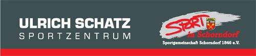 Logo des Ulrich Schatz Sportzentrums Schorndorf