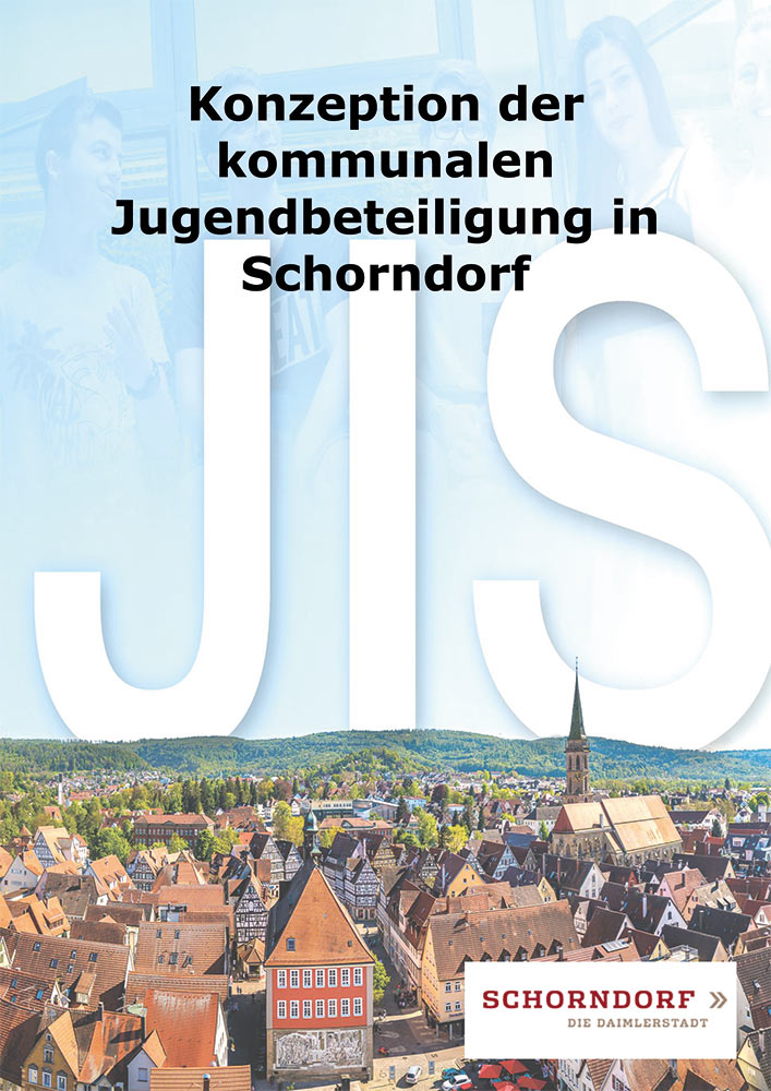 Konzeption zur Jugendbeteiligung in Schorndorf