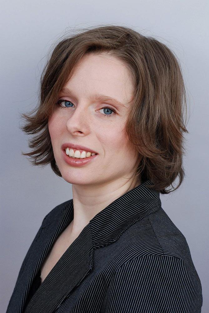 Stefanie Grünes, neue Geschäftsführerin des Kulturforums Schorndorf