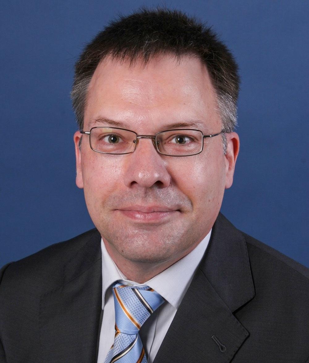 Dr. Harald Winkel, neuer Archivar der Stadt Schorndorf