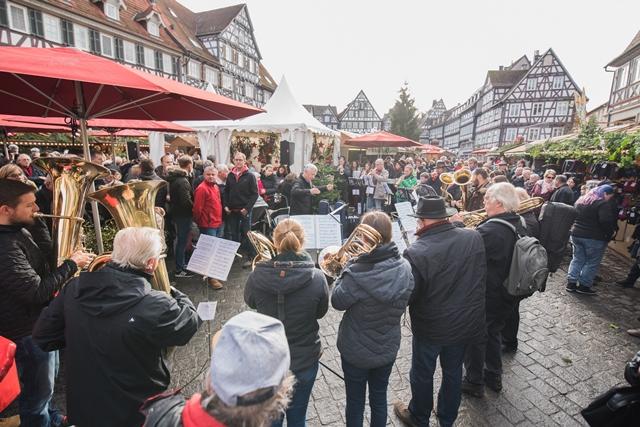 Eröffnung Weihnachtswelt