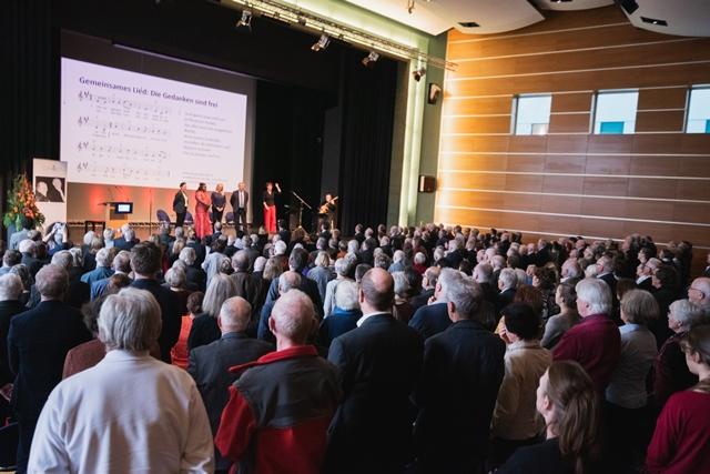 Verleihung Palm-Preis