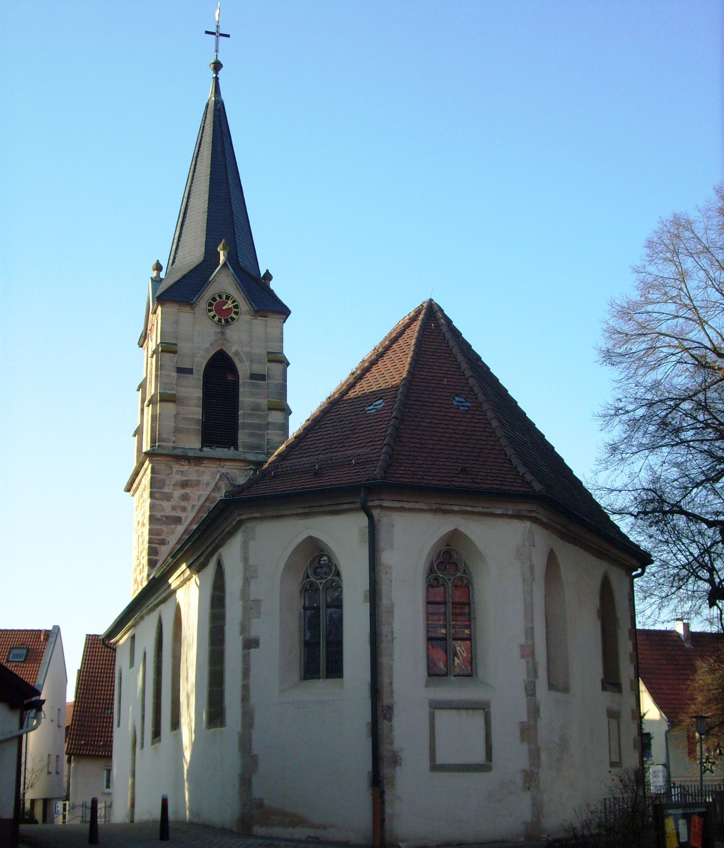 Evangelische Kirche Weiler