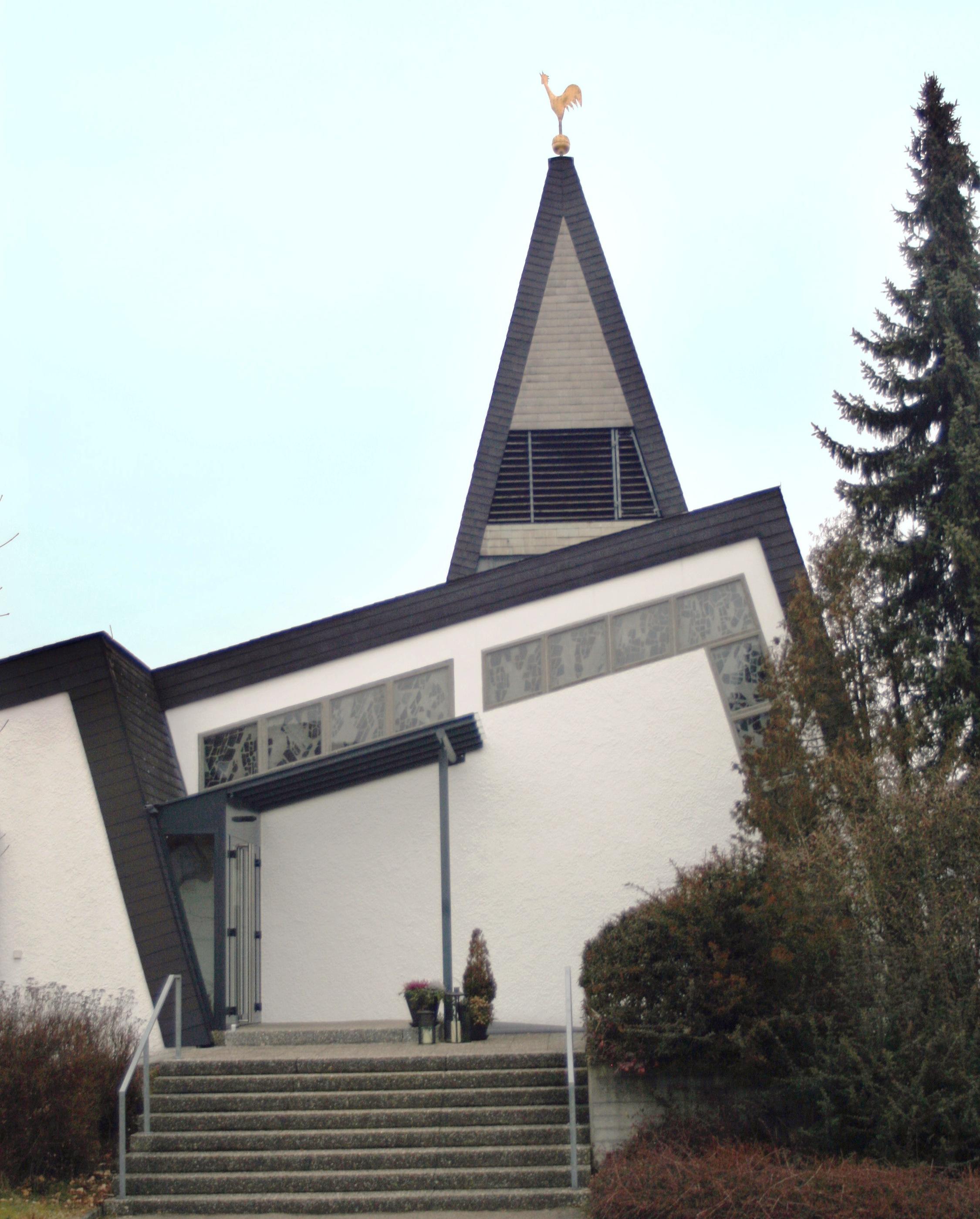 Christuskirche Miedelsbach