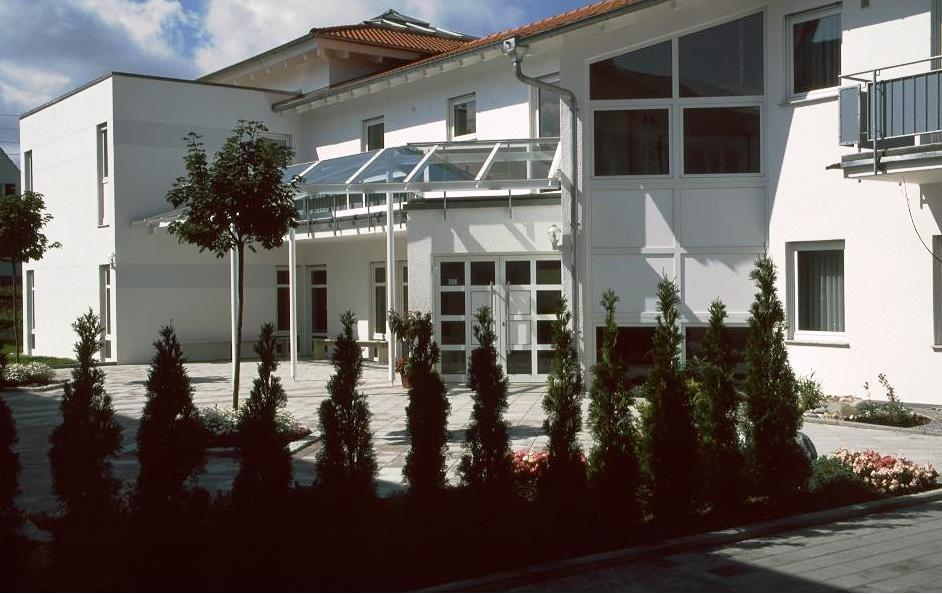 Gemeindehaus der Christengemeinde