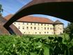 Schloss durch Kunstwerk