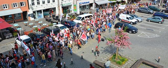 Stadt Schorndorf Die Daimlerstadt Streik In Kindertageseinrichtungen