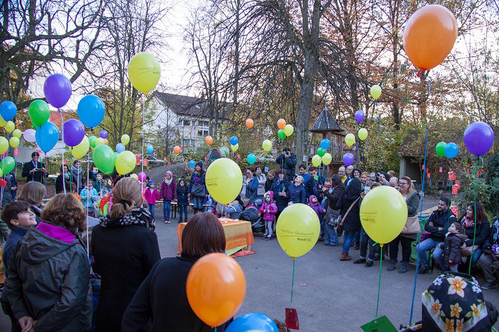 Stadt Schorndorf Die Daimlerstadt Kindergarten Aichenbach Feiert
