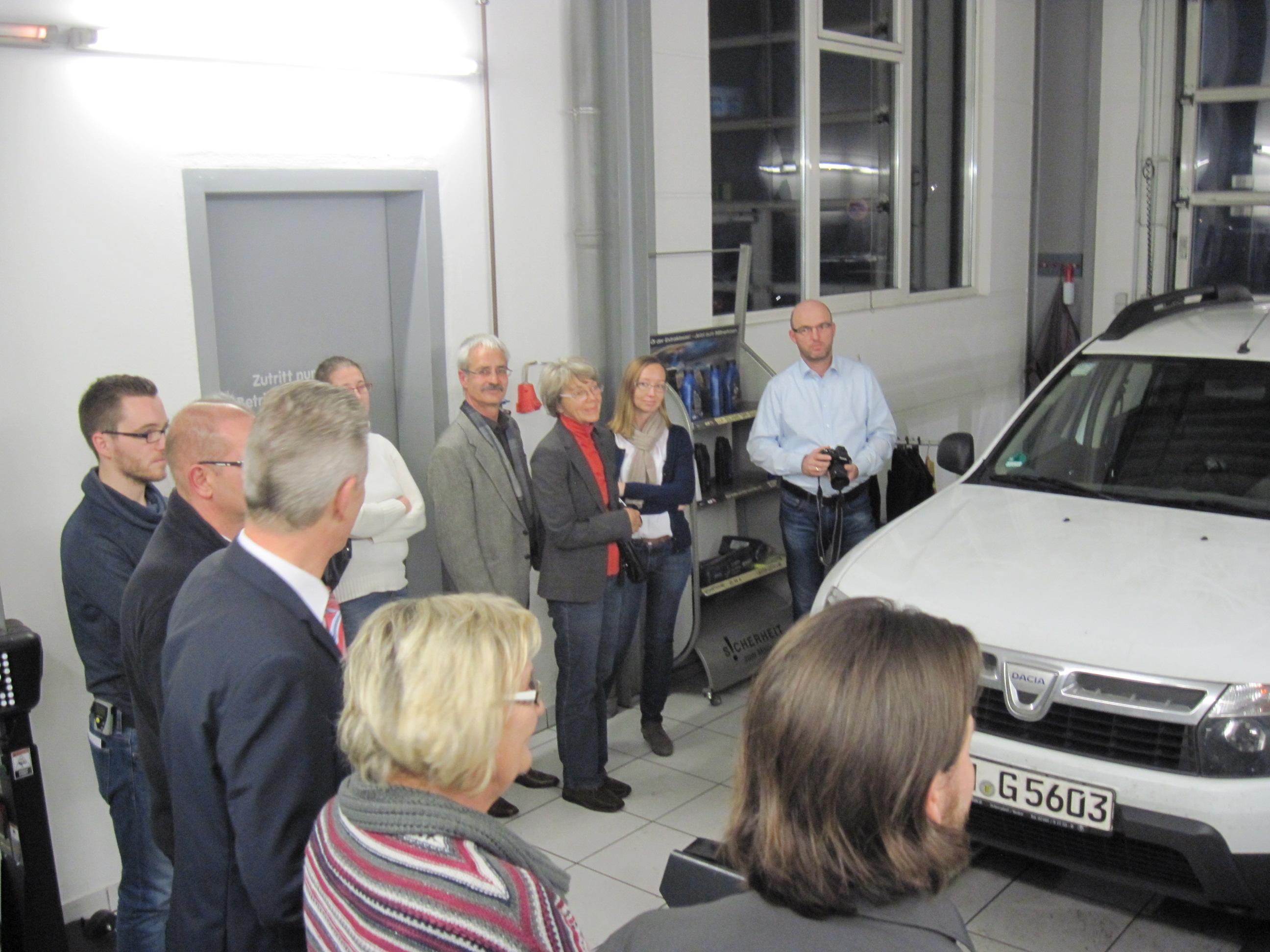 Unternehmens Einblicke Autohaus Mucz