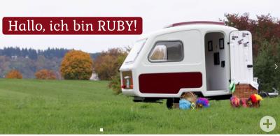 Ruby Bühnenbild