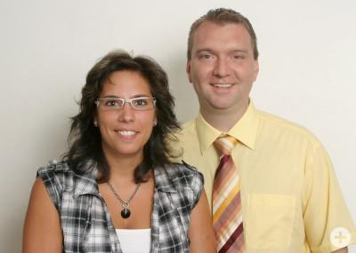 Gerrit und Denise