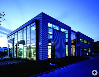 concept-s Firmengebäude Schorndorf