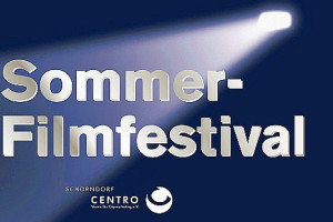 Plakat des Sommer-Filmfestivals