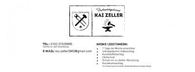 Logo mit Leistungen