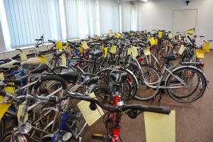Rund 50 Fahrräder stehen ab dem 1. März für bedürftige Schorndorfer bereit.
