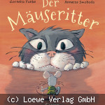 """Buchcover """"Der Mäuseritter"""""""