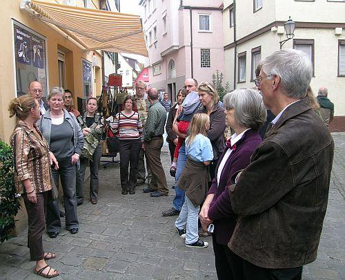 Neubürger in der Innenstadt