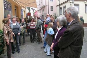 Die Neubürger in der Schorndorfer Innenstadt