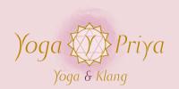 Logo Yoga Priya - Yoga und Klang