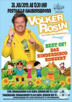 Plakat Volker Rosin