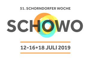 Logo der SchoWo 2019