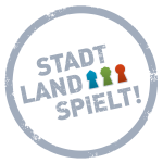 Logo von Stadt Land Spielt!