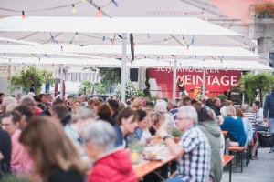 Die Schorndorfer Weintage finden zum 24. Mal statt.