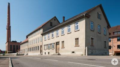 Außenansicht des Gebäudes in der Weilerstraße 6