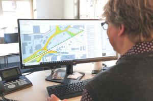 Bebauungspläne können nun auch online eingesehen werden.