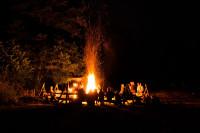 Pfadfinder Weiler Bild Feuer