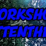 """Logo mit der blauen Aufschrift """"Workshop Schattentheater"""""""