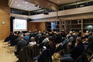 Bürgerinformationsveranstaltung in der Barbara-Künkelin-Halle