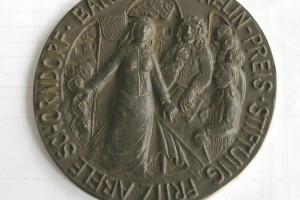 Die Barbara-Künkelin-Preis-Medaille