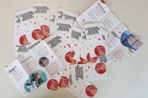 Der Flyer mit Tipps zum Umgang mit Menschen mit Demenz wurde im Dezember vom Demenznetzwerk herausgegeben und ist kostenlos erhältlich im Fachbereich Familie und Soziales im Arnoldareal oder der Stadtinfo im Rathaus