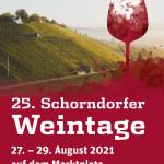 Weintage 2021