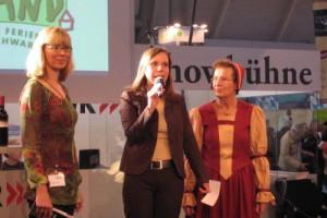 """""""Barbara Künkelin"""" auf der SWR-Bühne"""
